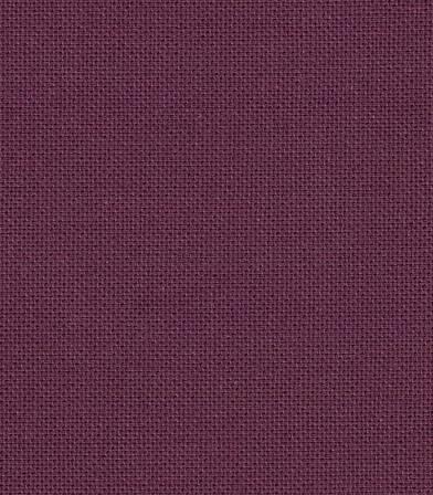Tissu coton demi natté lie de vin