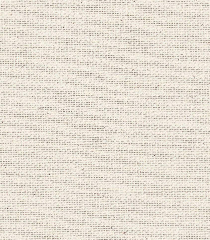 Tissu coton demi natté naturel