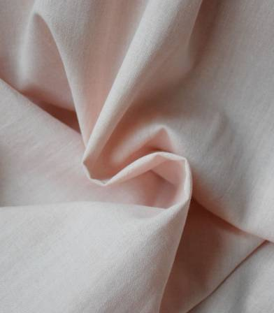 Tissu chambray poly coton - Dark Petal