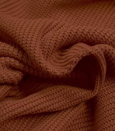 Tissu Jersey maille - écureuil