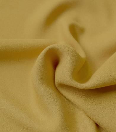 Tissu crêpe de viscose - Anis