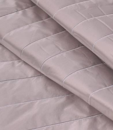 Tissu matelassé métallisé - Pink