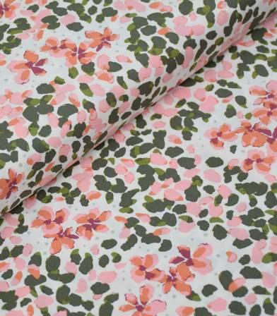 Tissu coton Jasmine Soulful