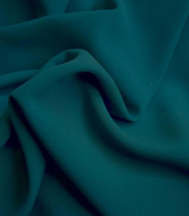 Tissu viscose Stonewashed - Canard