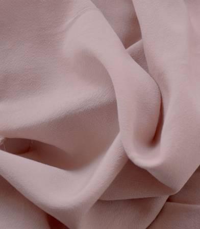 Tissu viscose Stonewashed - Poudre