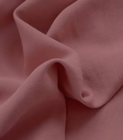 Tissu viscose Stonewashed - Blush