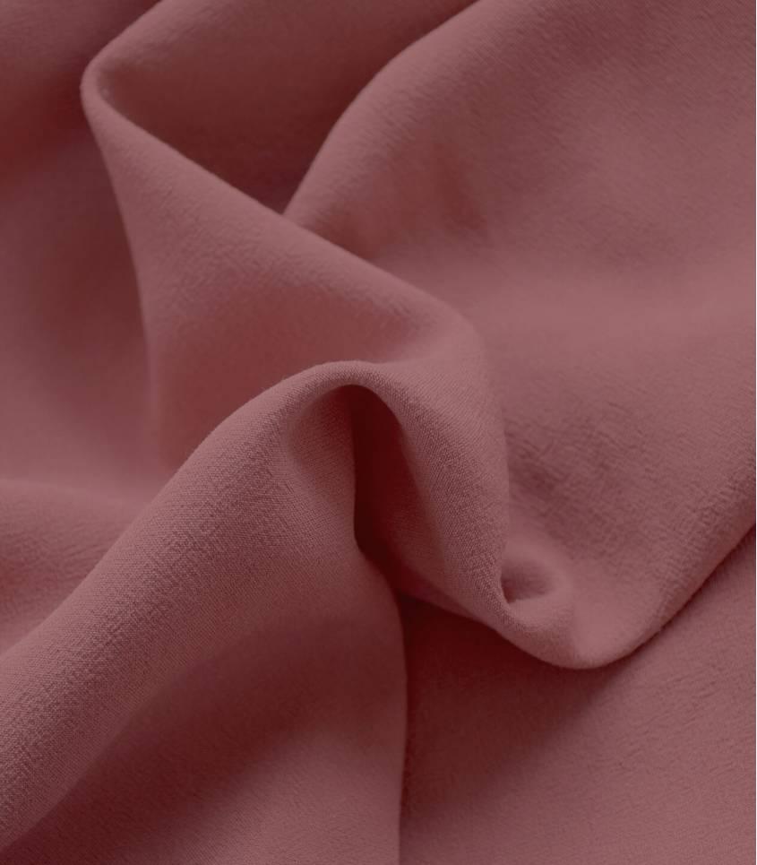 Tissu viscose Stonewashed - Blush