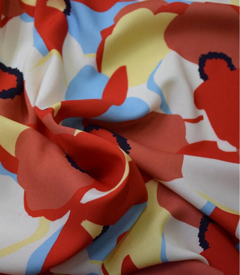 Tissu viscose Magnolia - Spritz