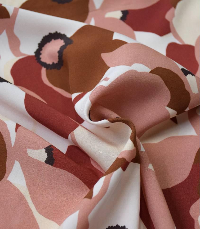 Tissu viscose Magnolia - Blossom
