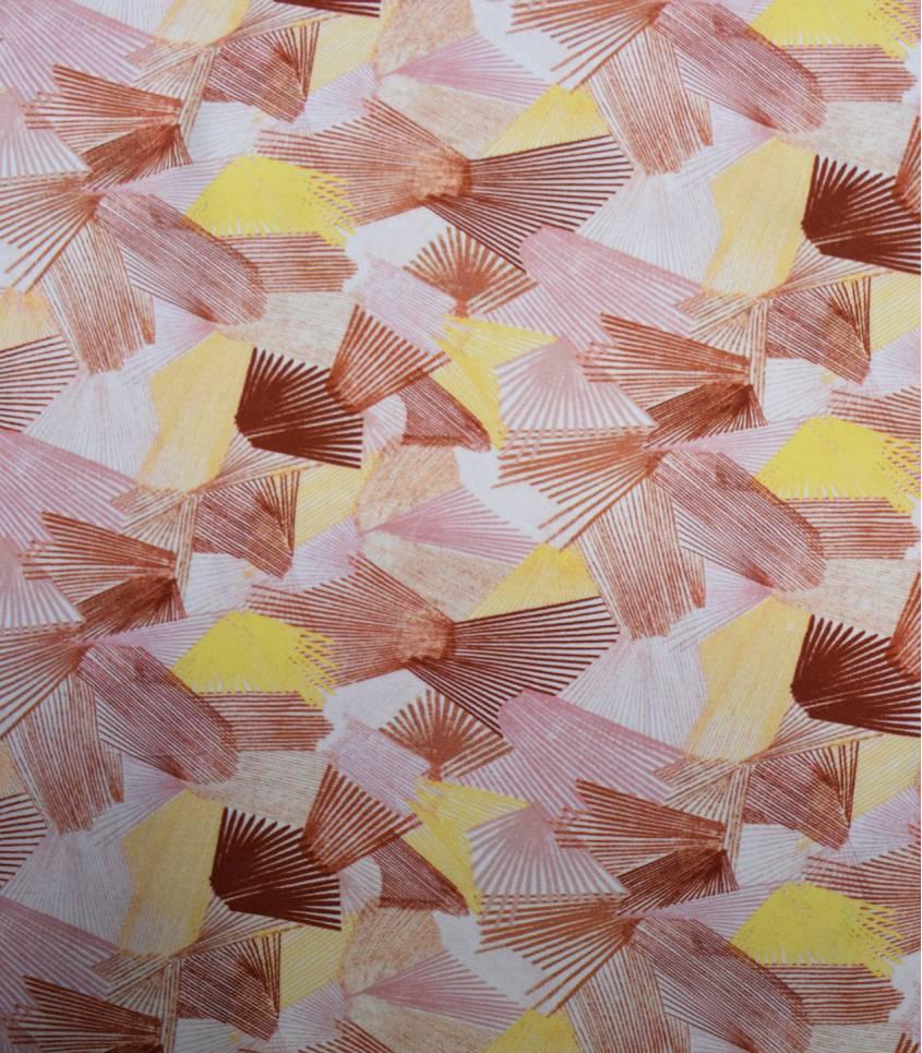Tissu viscose Kaléidoscope - Blossom