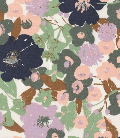 Tissu coton Full Bloom