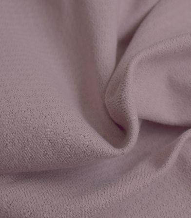Jersey fantaisie - Mauve grisé
