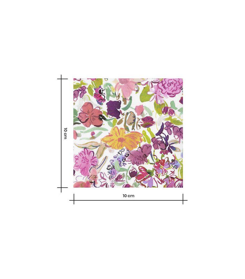 Tissu Liberty Matilda May - purple
