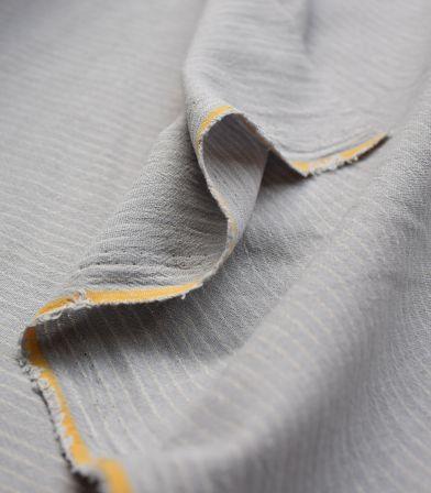 Tissu rayures Lima - Céladon