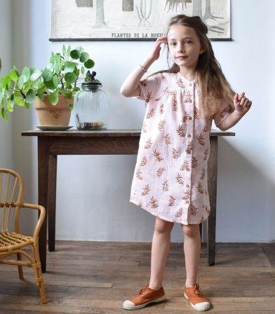 Petite Catherinette - Robe / Blouse - PDF