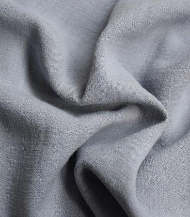 Tissu Lin viscose - Nuée mauve