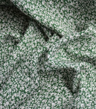 Tissu viscose Emily - green