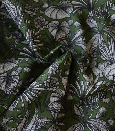 Tissu coton - Java Cactus