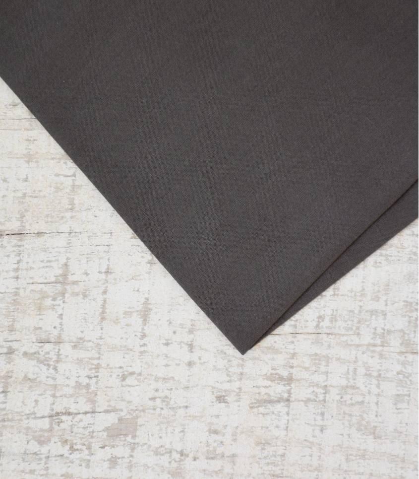 Voile de coton granit