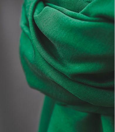 Tissu smooth drape twill - Frog