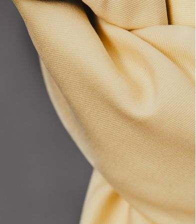 Tissu smooth drape twill - Mellow