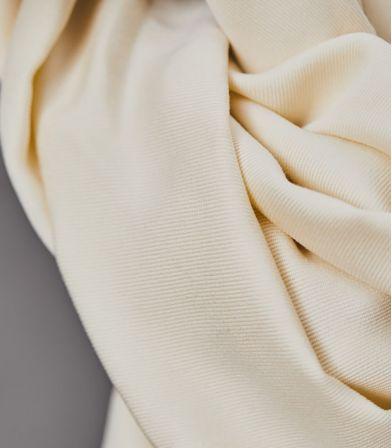 Tissu smooth drape twill - Shell