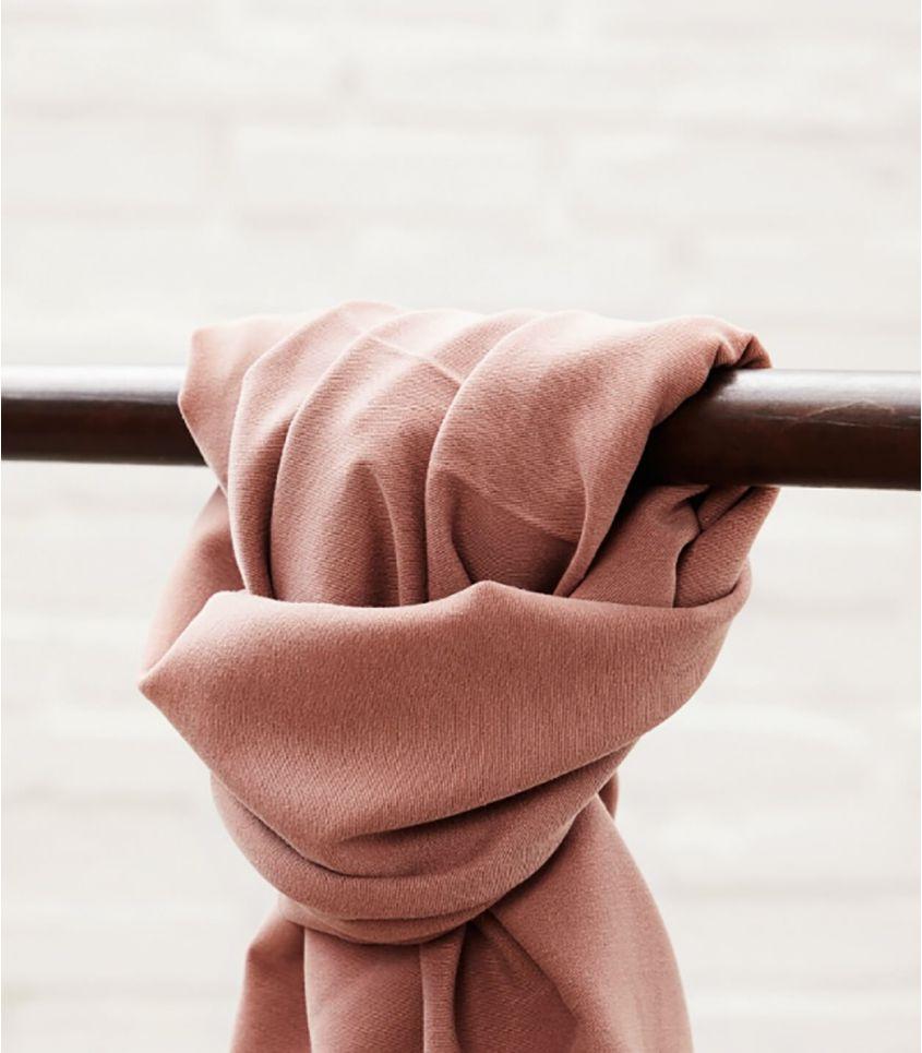 Tissu Soft Stretch twill - Old Rose