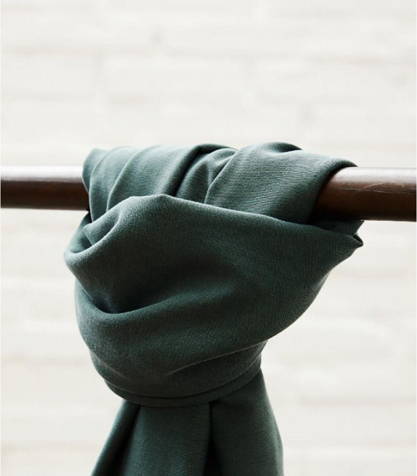 Tissu Soft Stretch twill - Deep Green