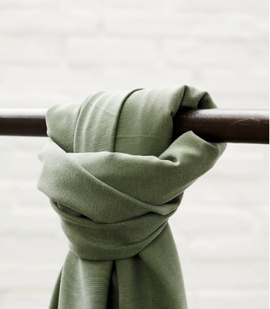 Tissu Soft Stretch twill - Moss