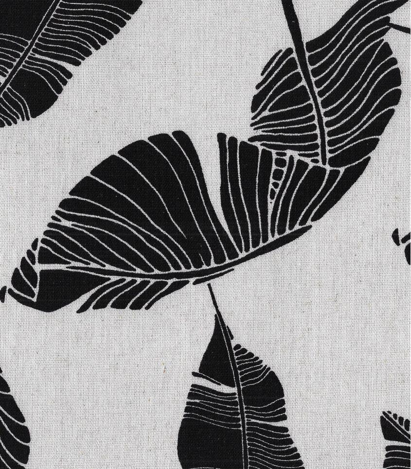 Tissu lin viscose - Bananier - Naturel