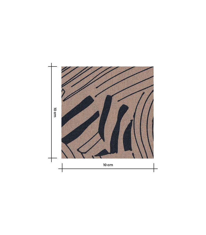 Tissu lin viscose - Kinkeliba - Sable