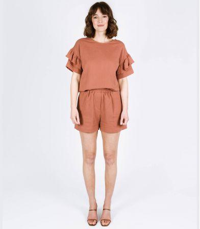 Solar sweater / tee-shirt