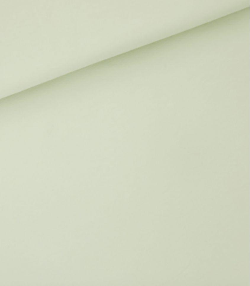 Tissu French terry - Green Fog