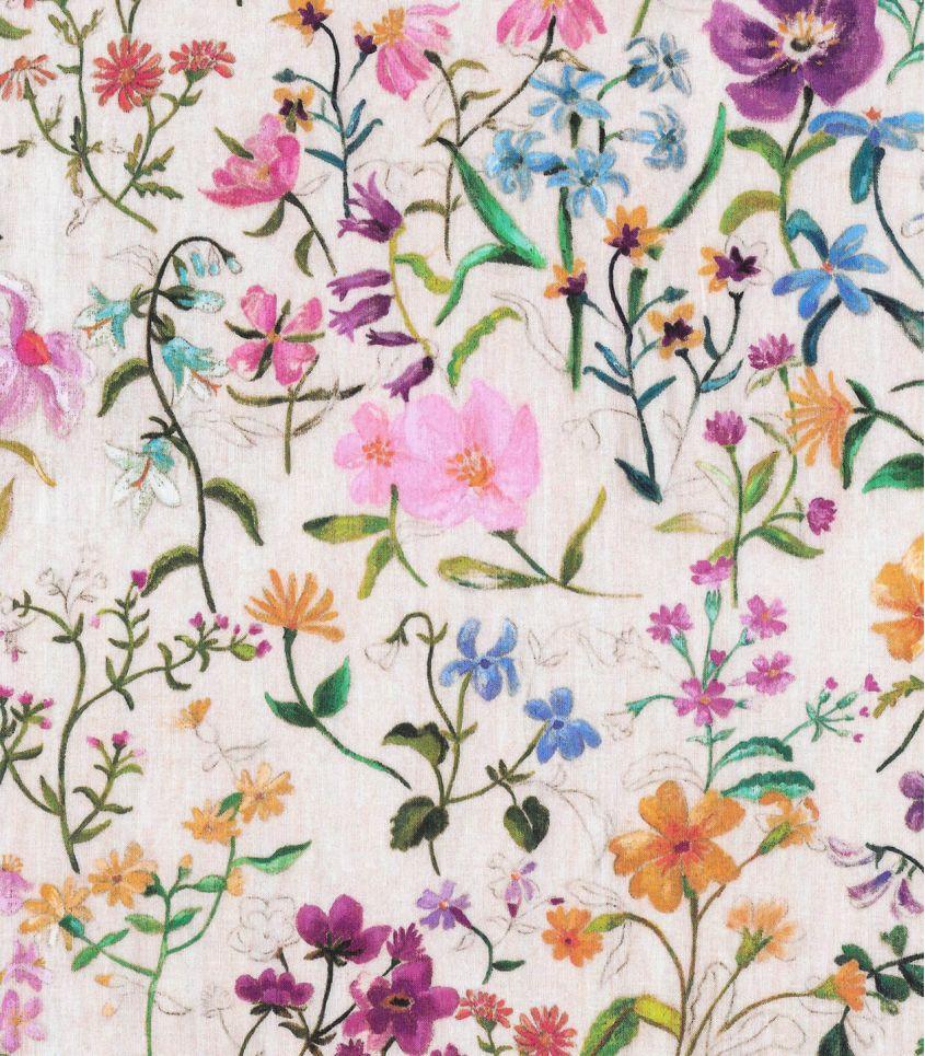 Tissu Liberty Linen Garden