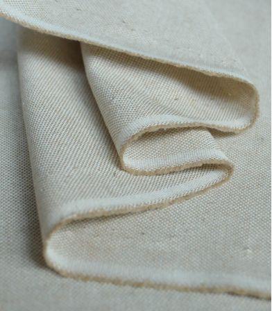 Tissu Canvas recyclé - Stone