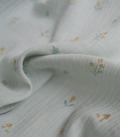 Tissu Double gaze - Botanist