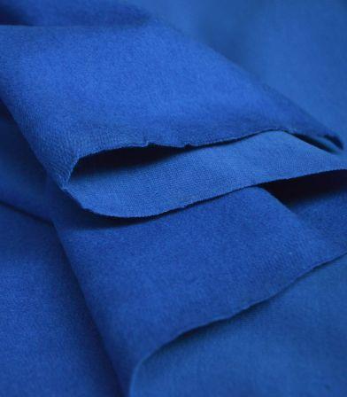 Tissu soft French terry uni - Skydiver