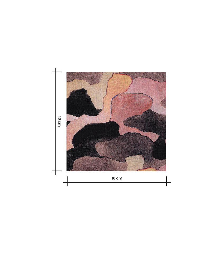 Tissu viscose Caligo - blush