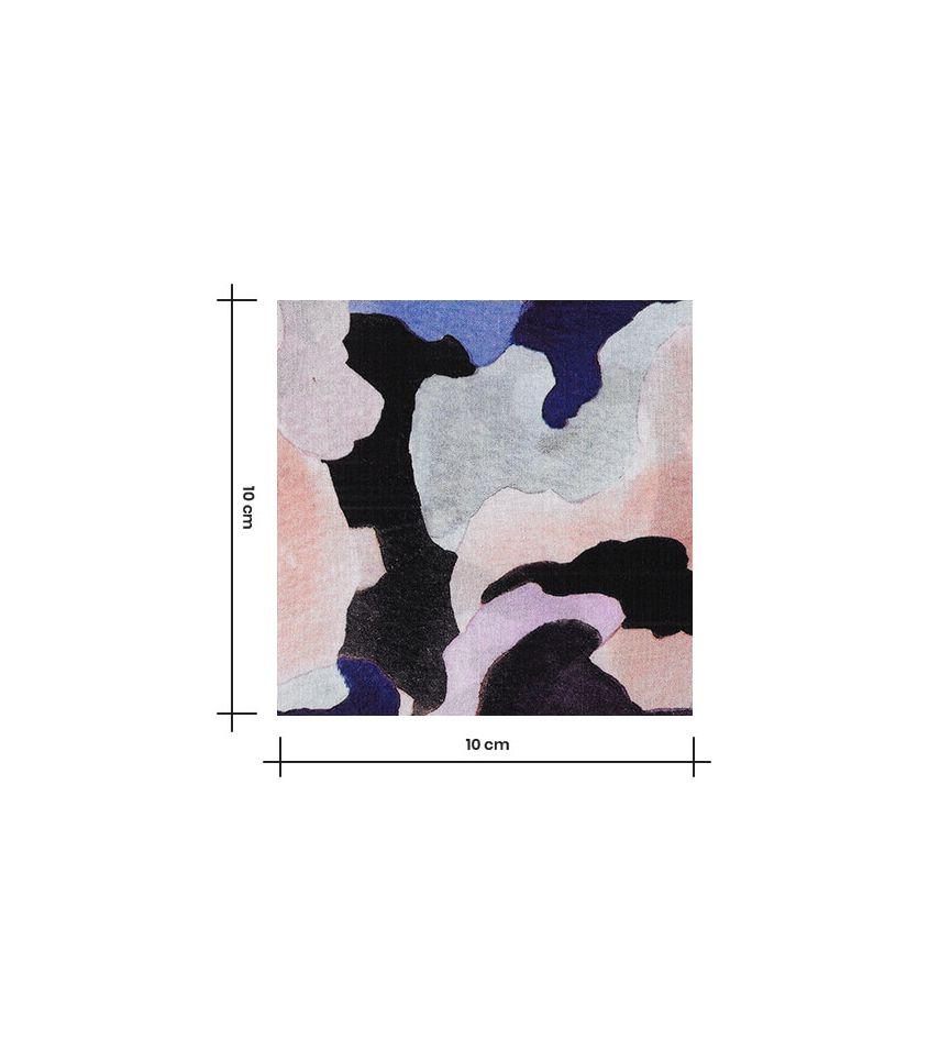 Tissu viscose Caligo - purple