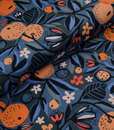 Tissu Canvas - Sun Candy