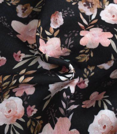 Double gaze - Flowers dark