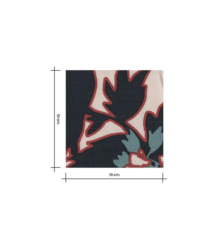 Tissu twill Estampes - Mélèze