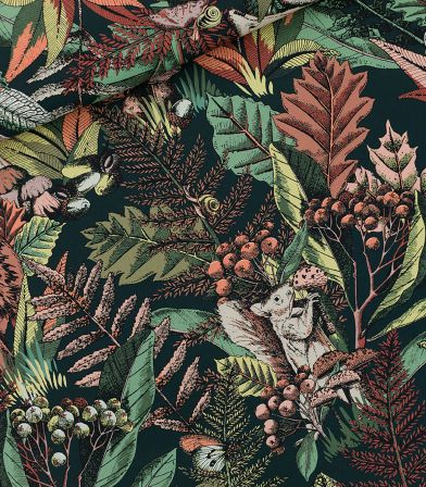 Tissu gabardine Autumn joy - Forest river