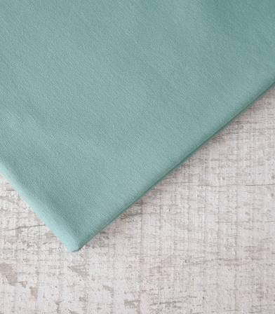 Tissu Jersey de coton bio - Vert amande