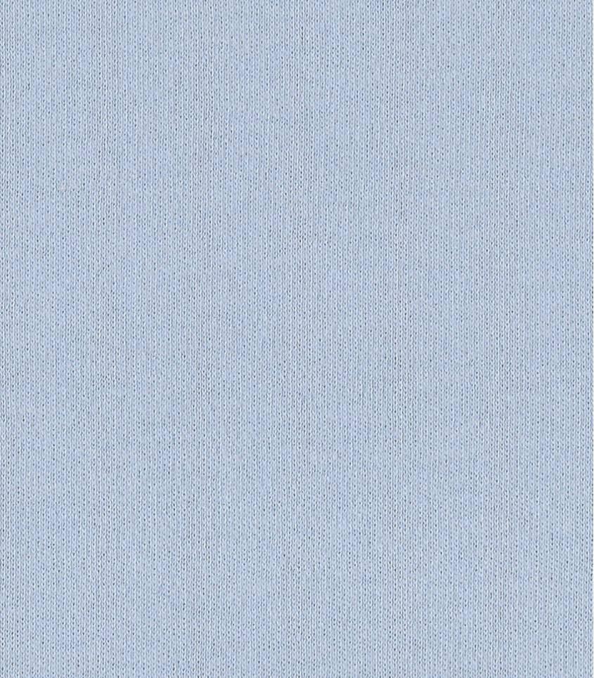 Tissu jersey de coton bio -  dusty blue