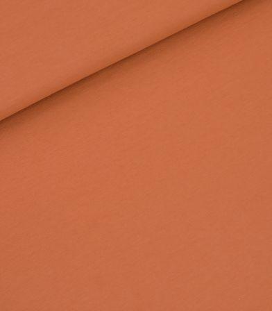 Tissu French terry - Autumn leaf brown