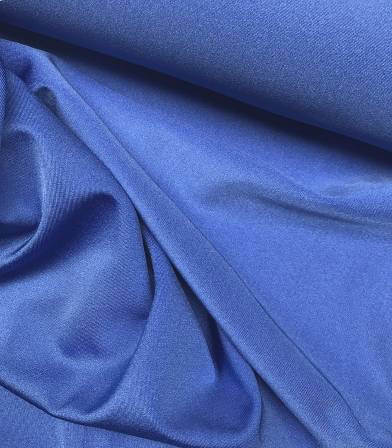 Jersey lycra bleu roi