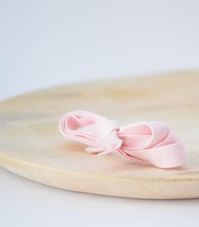 Biais rose pétale