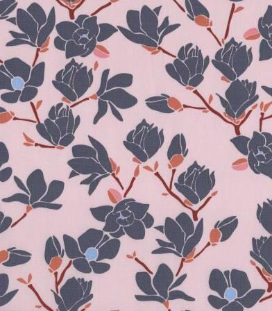 Tissu Magnolia Sunset