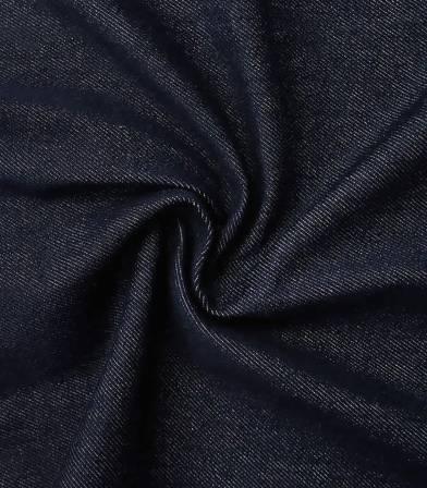 Tissu Denim épais Marin